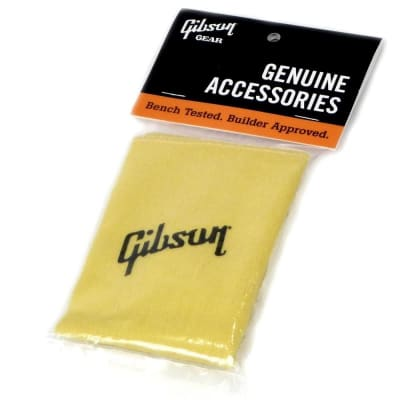 Gibson Gear Standard Polish Cloth for sale