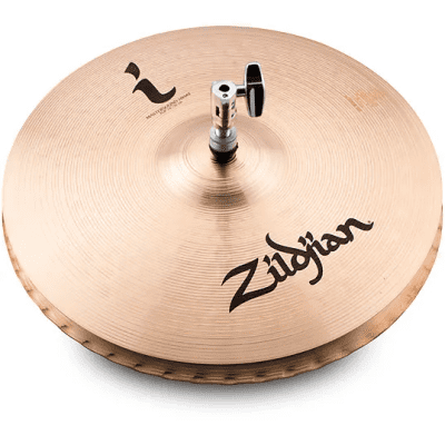 "Zildjian 14"" I Family Mastersound Hi-Hat Cymbal (Pair)"