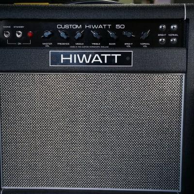 Hiwatt Custom 50 SA112 Combo for sale