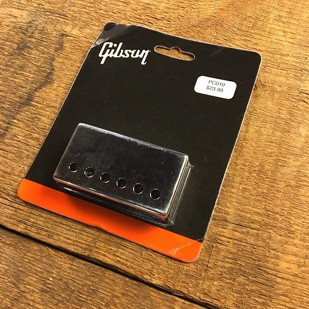 Gibson Humbucker (Neck) Pickup Cover - Chrome