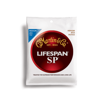 Martin SP Lifespan Strings - Medium