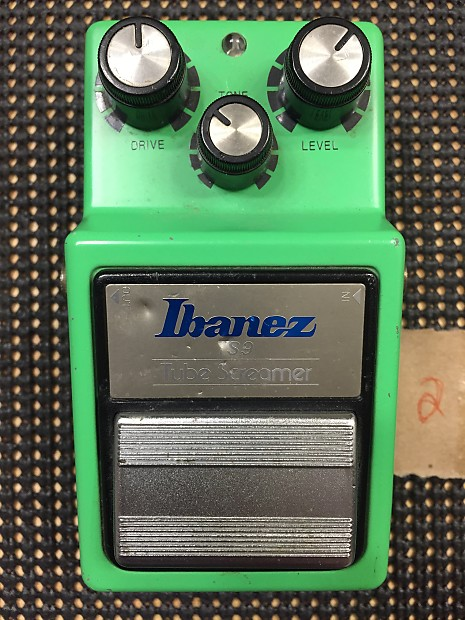 Vintage Ibanez TS- 9 Tube Screamer | Montana Guitars