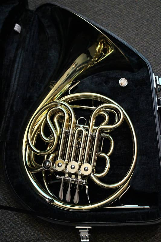 Yamaha Yhr 667 Double French Horn Fuzz Music Studios Reverb
