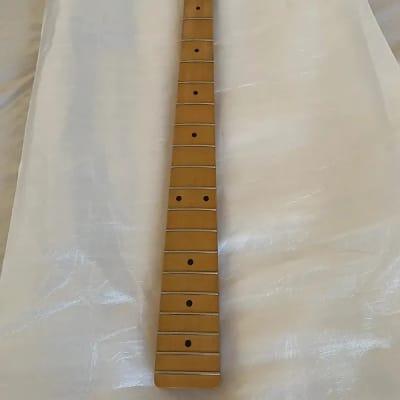 Fender Mike Dirnt Road Worn Artist Series Signature Precision Bass Neck