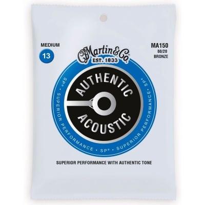 Martin MA150 Authentic Acoustic 80/20 Bronze 13-56