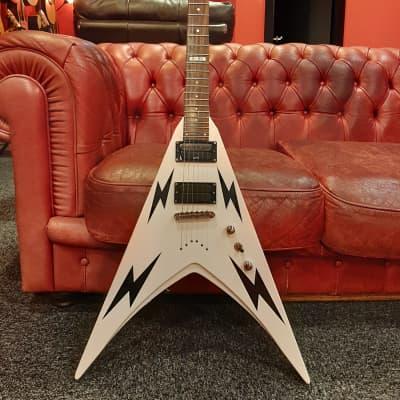 ESP LTD V-50 2011 White for sale
