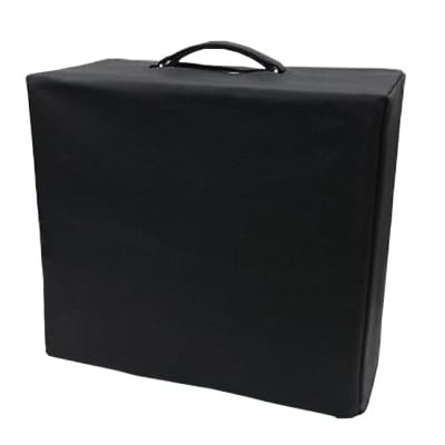Black Vinyl Amp Cover for a Tone King Falcon 1x10 Combo (tonk006) - Special Deal