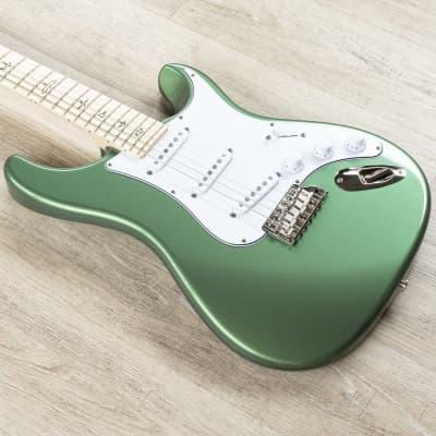 PRS Paul Reed Smith John Mayer Silver Sky Guitar, Maple, Orion Green