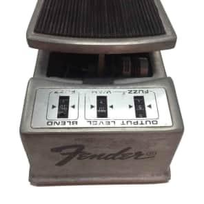 Fender Fuzz Wah 1974 all original for sale