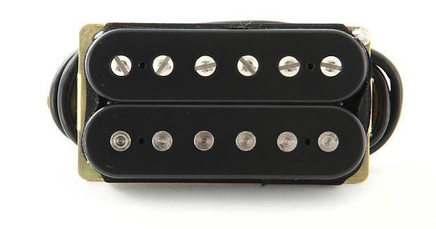 new dimarzio the tone zone humbucker pickup f spaced black reverb. Black Bedroom Furniture Sets. Home Design Ideas