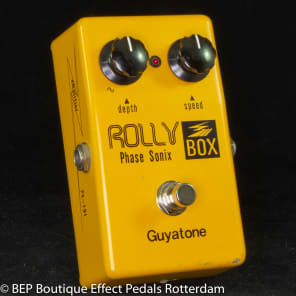 Guyatone PS-101 Rolly Box Phase Sonix s/n 8920500 mid 80's Japan for sale