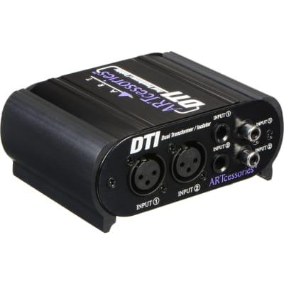 ART DTI Dual Transformer/Isolator