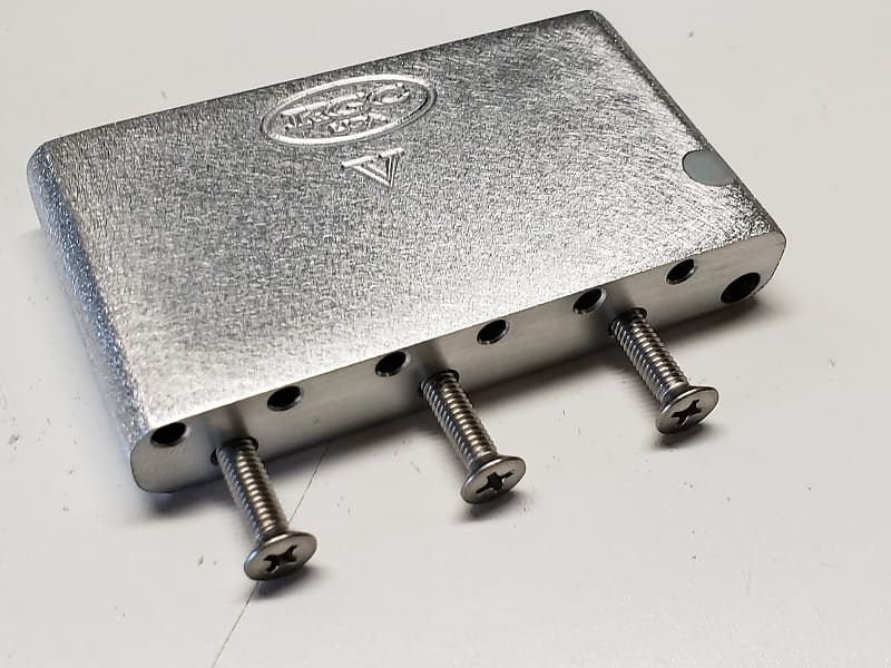 USA made KGC Aluminum Tremolo Block for Stratocaster Machined Any Model