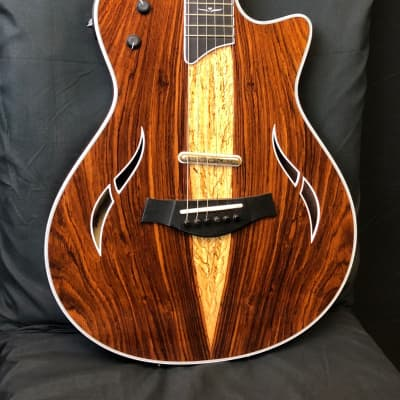 Taylor Custom T5z Custom Limited Edition CocoboloTop, Sapele Body, Thinline Acoutic/Elect Guita for sale