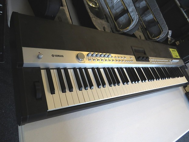 yamaha cp5 88 key stage piano reverb