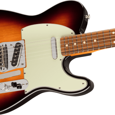 Fender Vintera '60s Telecaster Bigsby Electric Guitar, Pau Ferro Fingerboard, 3-color Sunburst, w/Bag for sale