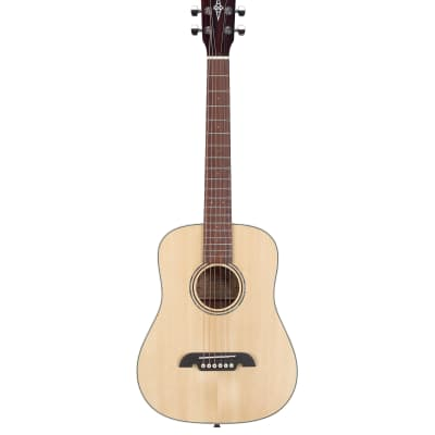 Alvarez Regent Travel Dreadnought Acoustic Guitar RT26 Natural Gloss for sale