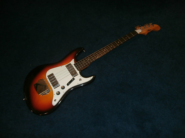 vintage 1970 39 s aria bass guitar made in japan killer reverb. Black Bedroom Furniture Sets. Home Design Ideas