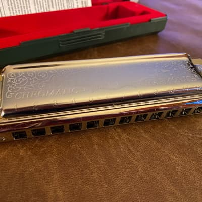 Hohner The Super Chromonica 270-G Chromatic Harmonica
