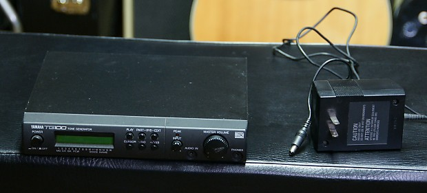 DRIVERS FOR YAMAHA TG100 TONE GENERATOR