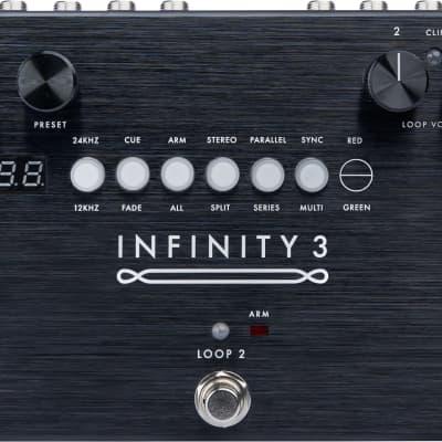 Pigtronix SPL3 Infinity 3 Looper