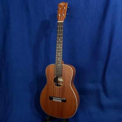 Mims Ukes: Ohana Baritone BK-20 Solid Mahogany Top / Lam Back and Sides Ukulele Uke .521
