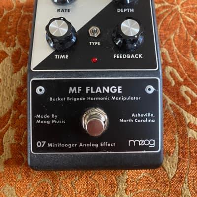moog minifooger flange for sale