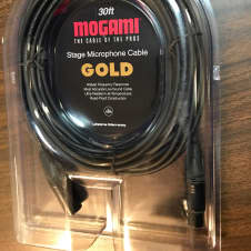 Mogami Gold Stage 30 Foot XLR-XLM Mic Cable
