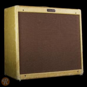 "Fender Tremolux 5E9-A Narrow Panel 15-Watt 1x12"" Guitar Combo 1955 - 1957"