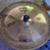 "Paiste 16"" Twenty Series Thin China 2010s image"