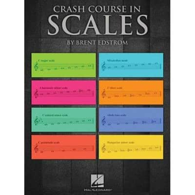 Crash Course in Scales by Brent Edstrom