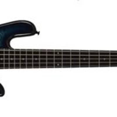 Spector Legend Neck-Thru 5-String Bass Guitar (Faded Blue) (Used/Mint) for sale