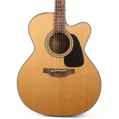 Takamine P1JC Jumbo Acoustic-Electric Natural for sale
