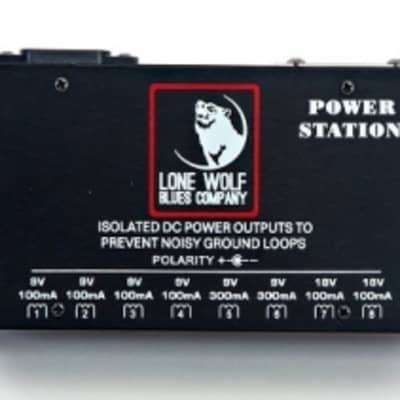 NEW!!! Lone wolf blues co Wolf Pack Power Supply