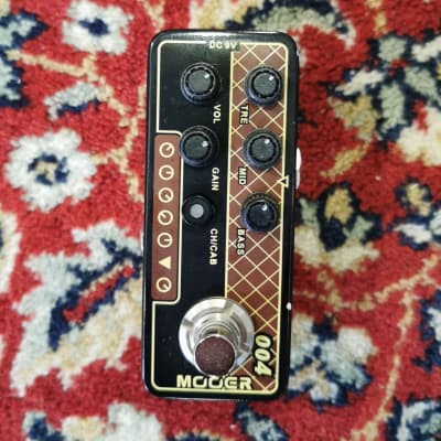 Mooer 004 Day Tripper Micro Preamp