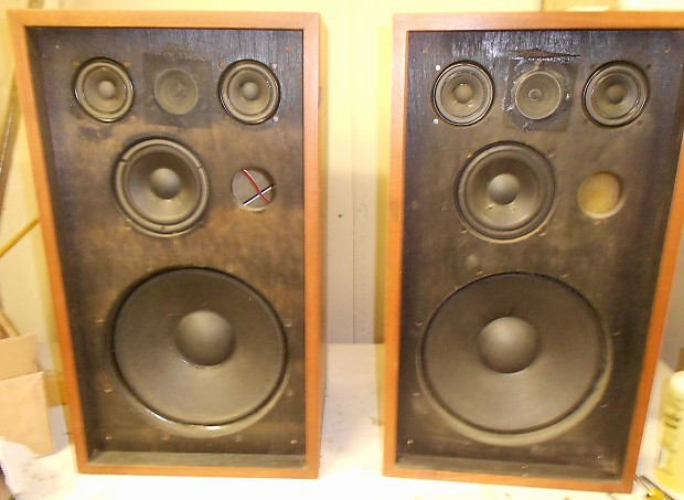 Quality Auto Parts >> Pioneer CS-88 Speakers With Crossovers 4 Way | Reverb
