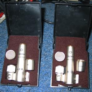 Oktava MK-012-02 Small Diaphragm Condenser Mic w/ 2 Capsules