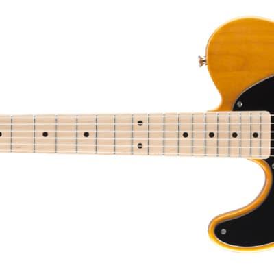 Affinity Telecaster Left Handed Maple Fingerboard Butterscotch Blonde for sale