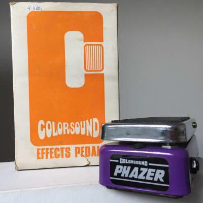 Colorsound Phazer for sale