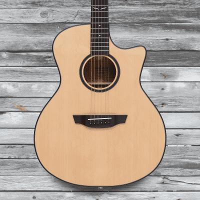 Orangewood Morgan Spruce Live Solid Top Cutaway Acoustic-Elecrtic Guitar w/ Fishman EQ for sale