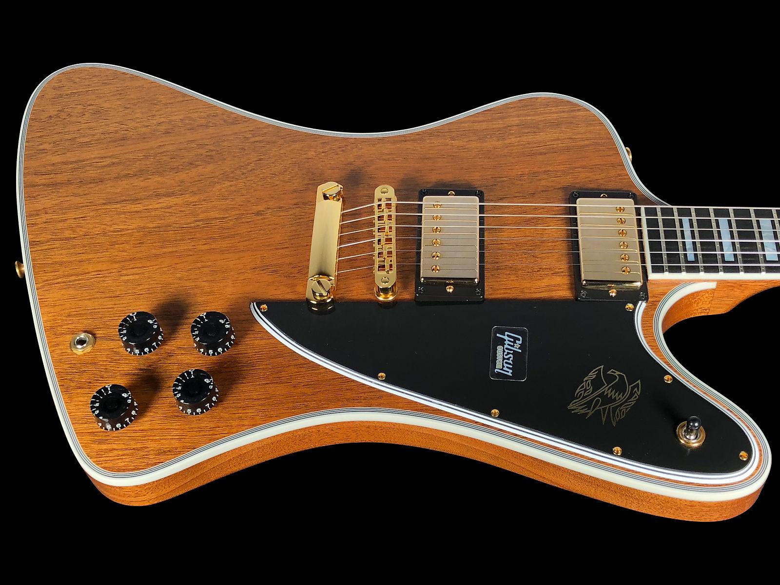 2017 Gibson Firebird Custom Shop Limited Edition ~ Walnut with Gold Hardware