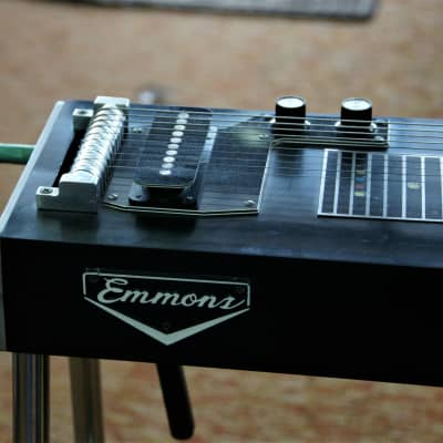 Emmons 10 String Push/Pull Pedal Steel Guitar for sale