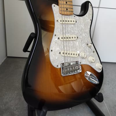 Fender Classic Player '50s Stratocaster 2007 2-Color Sunburst for sale
