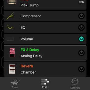 Line 6 Spider Remote App for Spider V Series Amps