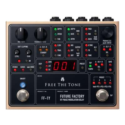 Free The Tone FF-1Y Future Factory RF Phase Modulation Delay