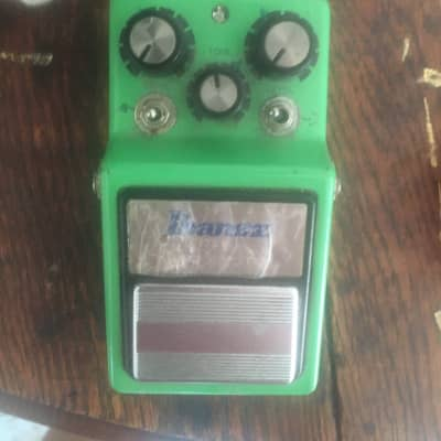 Ibanez TS9 Tube Screamer with Mod for sale