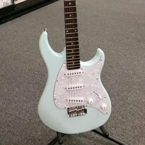 Peavey Raptor Custom SSS Electric Guitar Columbia Blue