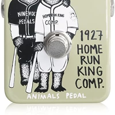 Animals 1927 HOME RUN KING COMP Compressor Pedal