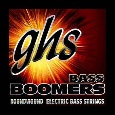 GHS 4-String Bass Boomers - Medium