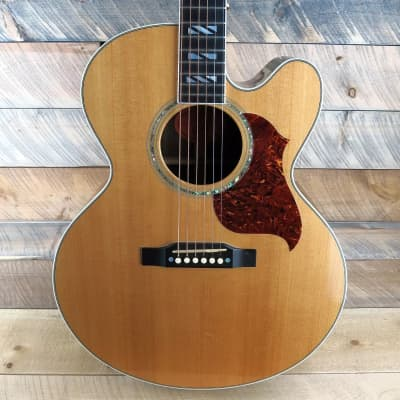Gibson J-185 EC Rosewood 2006 - 2013